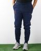 Pants suit BARCELONA FC Nike Sportswear GFA Fleece Cuff Men 2019 20 Blue Cotton