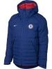 Bomber Jacket winter padded Chelsea FC Nike Sportswear Men 2018 19 blue