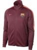 Pre match match jacket barcelona Nike Franchise Man 2018 Original maroon