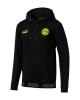 Borussia Dortmund BVB 09 Puma FTBLCULTURE HOODY Felpa Cappuccio Hoodie 2019 20