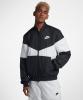 Nike Bomber Piumino Giubbino Sportswear Synthetic Fill Nero