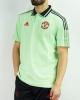 Polo MANCHESTER UNITED MUFC adidas AEROREADY Cotton 2021 Green man