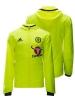 Pres Chelsea Fc Adidas Giacca rappresentanza jacket Giallo 2016 17