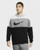 Hoodie Nike Pullover Training Hoodie Cotton man with pockets White