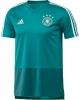 Germania Germany Adidas Maglia Allenamento Training Verde Mondiali Russia 2018