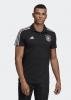 Germania Germany Adidas Polo Maglia CO Uomo Nero 2019 20