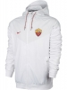 As Roma Nike Giacca Sportiva Sport Jacket Bianco Windrunner 2017 18