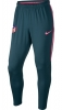 Atletico Madrid Nike Pantaloni tuta Pants 2017 18 Blu Uomo Training Dry Squad