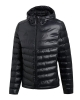 Down jacket Winter Jacket TANGO PADDED man black