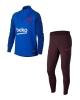 FC Barcelona training Tracksuit Nike Dry Squad Half zip Men 2019 2020
