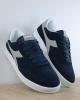 Diadora Scarpe Sportive Sneakers Sportswear Blu Field Suede Lifestyle