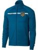 Sports Jacket Atlético de Madrid Nike Sportswear Track Top Men\'s Green 2018 19 with pockets Men\'s