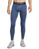 Technical Underwear Base layers Pro Tights Blue Men\'s Leggings