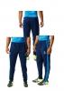 Training pants Real Madrid Blue Original Adidas UEFA Champions League Man 2015 16