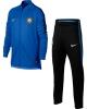 Inter fc Nike Tuta Allenamento Tracksuit 2017 18 Ragazzo Bambino Blu