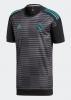 Real Madrid Adidas Maglia Allenamento Training Nero 2018 Pre Match climalite