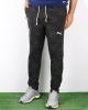Hose MILAN Puma CASUAL Sweat Suit mit Reißverschlusstaschen Mann 2019 20 Schwarz