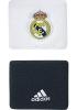 Real Madrid Adidas WRISTBAND polsini tergi sudore tg Reversibili 2018 19 Unisex