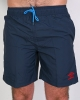 Swimsuit Beach shorts UMBRO SHORT BEACH Blue Man