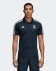 Polo Real Madrid adidas Navy Original Man 2018 19 Climalite