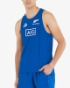 All Blacks sleeveless training shirt adidas Singlet Rugby World Cup 2019 Blue Original Man