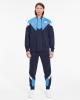 Leisure Sports Tracksuit Puma Manchester City MCFC Iconic MCS Track Cotton Original Man 2020 Blue