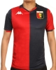 Football Jersey Shirt Match GENUA Kappa KOMBAT PRO Man home 2020 Spieler Ausgabe Rot blau