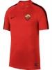 As Roma Nike Maglia Allenamento Training Rosso 2018 19 Breathe Squad Top