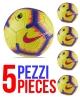Nike Premier League Strike 2018 2019 Pallone football BOX 5 palloni