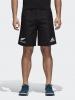 All Blacks New Zealand Adidas Pantaloncini da passeggio Shorts Woven Nero 2018