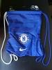 Gym Sack Chelsea FC Original Nike STADIUM 2018 Blue Unisex