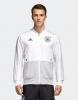 Germania Germany Adidas Giacca Rappresentnaza Pres Jacket Bianco Mondiali 2018