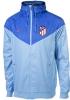 Atletico Madrid Nike Giacca Sportiva Sport Jacket Windrunner 2018 19 Blu