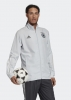 Presentation Suit Jacket Germany Euro 2020 Gray man