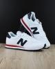 Sportschuhe Sneakers New Balance GM 500 Mann Sportswear Lifestyle Weiß Nubuk