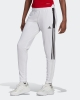 Pants Suit Adidas Tiro Track Polyester with zip pockets Man White