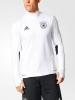 Germania Germany Adidas Felpa Allenamento Training Top Sweatshirt Bianco 2017