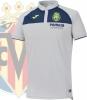 Villarreal CF Joma Polo Maglia shirt Bianco 2016 17 Player Uomo