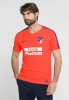 Training Jersey-Shirt Nike Atletico Madrid Breathe Squad Top 2018 19 Rot Herren Original
