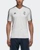 Training Jersey Shirt Top Real Madrid adidas White Original Uomo 2018 19 CLIMACOOL