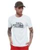 T-shirt maglia maglietta UOMO The North Face Bianco 2021 Wood Dome Cotone
