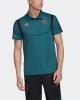 Polo AJAX Amsterdam adidas 2019 20 Climalite Green Men\'s Official