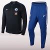 Chelsea Fc Nike Tuta Allenamento Training versione Panchina Dry Squad Nero 2018