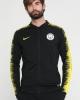 Pre Match Anthem jacket Manchester City Nike 2018 19 Black Men\'s