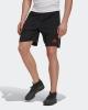 Manchester United Adidas Pantaloncini Shorts Training UOMO Nero 2021 AEROREADY