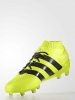 Football Boots shoes Original Adidas ACE Primeknit 16.1 FG Yellow man sock Top of range Techfit
