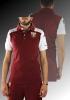 Torino Turin Kappa Polo Maglia shirt maniche corte Amaranto 2016 17 cotone