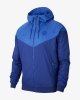 Chelsea Jacket Nike FC Authentic Windrunner x Sportswear 2020 Blue man
