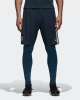 shorts base layers Leggings 2 in 1 training Adidas Real Madrid 2018 19 men's blue