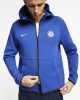 Sport Jacket Chelsea Nike Fleece Sportswear Tech Fleece Royal Blue Man cotton cap 2019